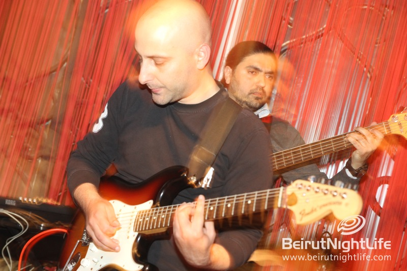 Live Band Night Continues at Sepia in Gemmayzeh