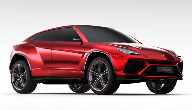 Lamborghini reveals the Urus SUV Concept