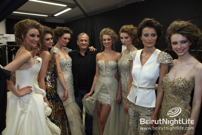 The LEXUS Fashion Week by L.I.P.S.