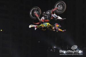 BeirutNightLife ignite with Redbull X-Fighters Dubai Championship 2012 season