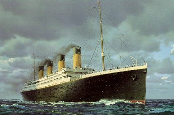 165 Arabs were on the Titanic When it Sank!