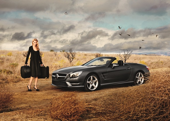 The 2013 SL 350 from Mercedes-Benz