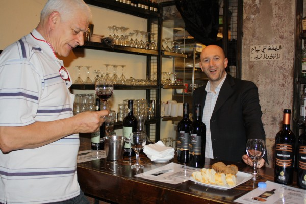 Tire Bouchon: Bringing Delicious Italian Wines to Lebanon