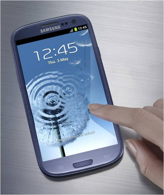 Samsung Introduces the GALAXY S III in the MENA region