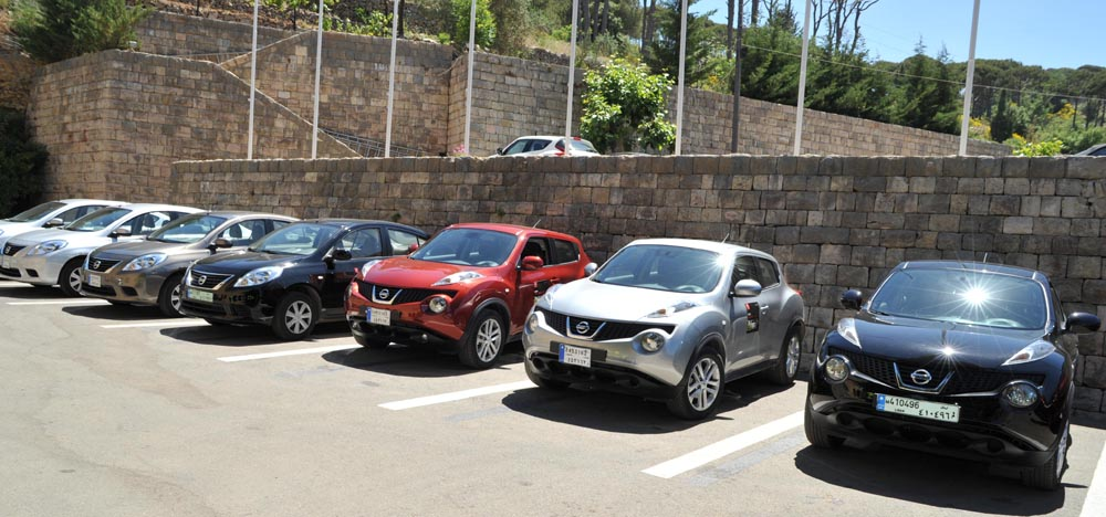 RYMCO introduces Nissan's latest Models to its fleet partners