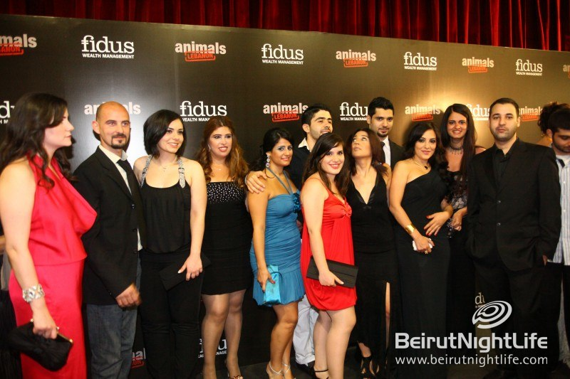 Animals Lebanon Gala for a Change Fight Against Animal Abuse
