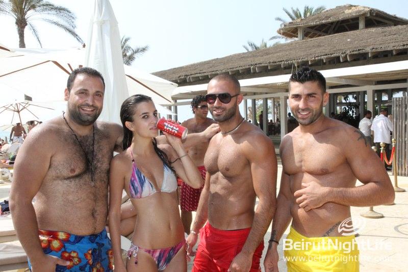 Models and Bottles at La Guava