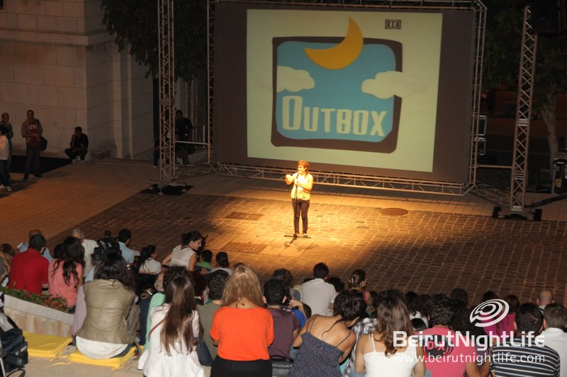 Outbox International Short Film Festival 2012