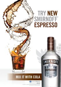 SMIRNOFF® ESPRESSO: A Match Made in Heaven Now in Lebanon