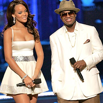 According to Ne-Yo: Rihanna Parties Hard But Works Harder
