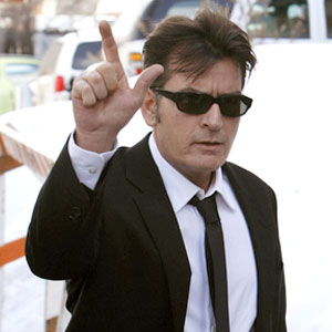 Charlie Sheen Thinks Twitter Sucks