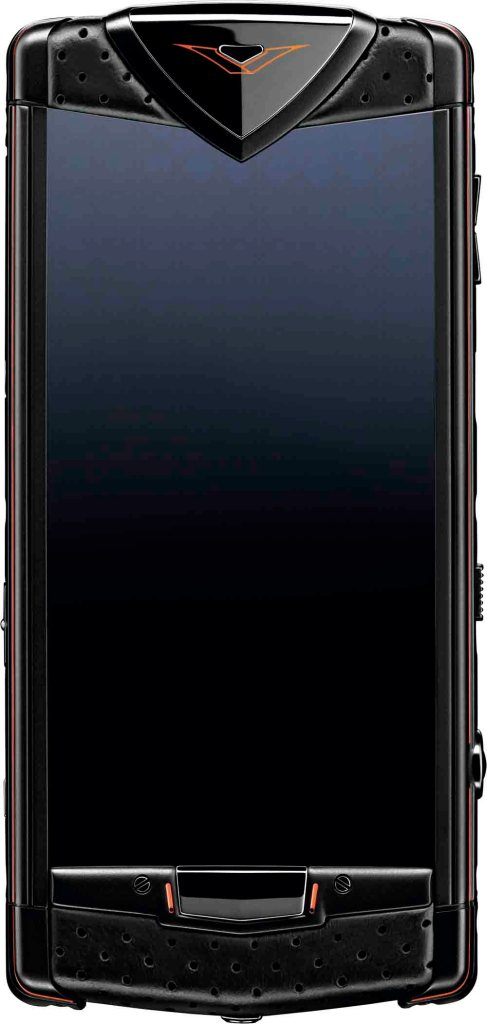 Vertu Presents Constellation Black Neon