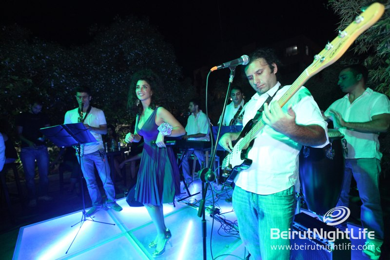 Salsa Dancing, Cuba Beats and an Evening of Drinking at Q'Ba Jounieh!