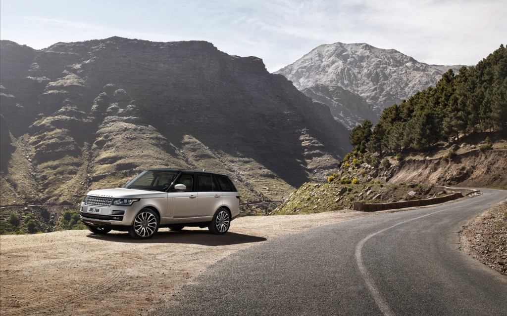 The New 2013 Range Rover