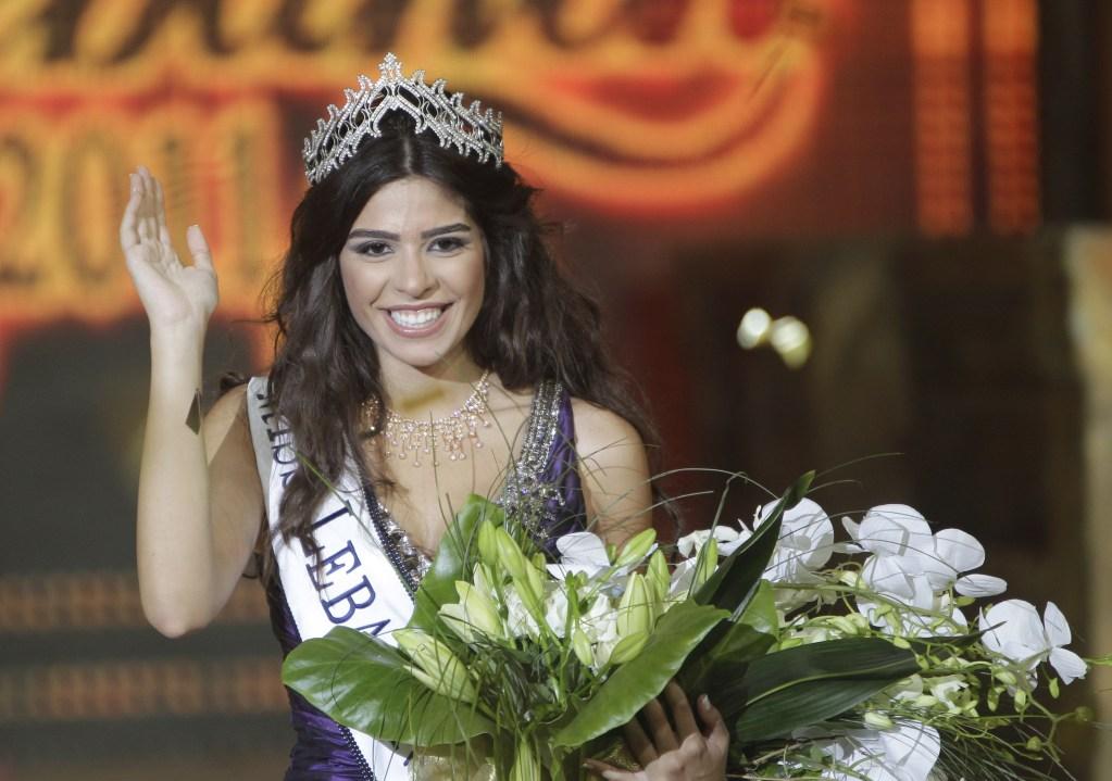 Wael Kfoury Star Guest in Miss Lebanon 2012