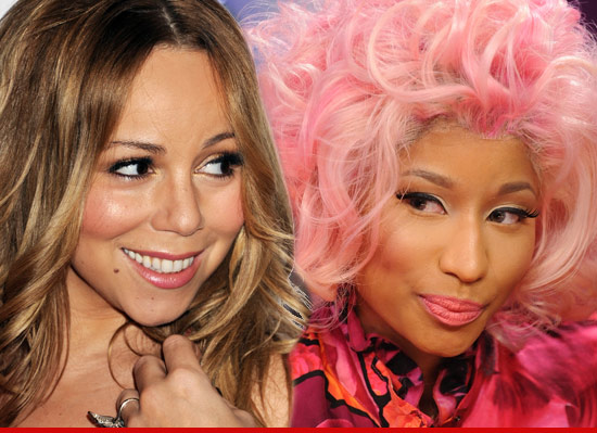 Nicki Minaj: Mariah Called Me a Bitch!