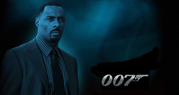 First black James Bond? 'Prometheus' star shortlisted to play next 007