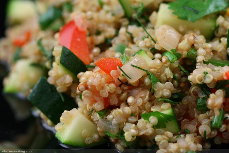 Quinoa Review: New York, London, Paris, Boom!