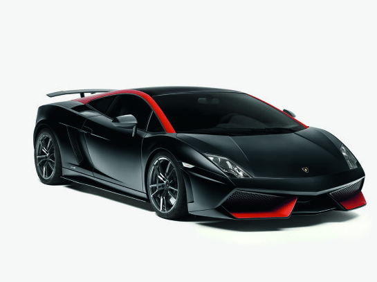 The new Gallardo LP 560-4 and LP 570-4 EdizioneTecnica: Worldwide premiere at the 2012 Paris Motorshow