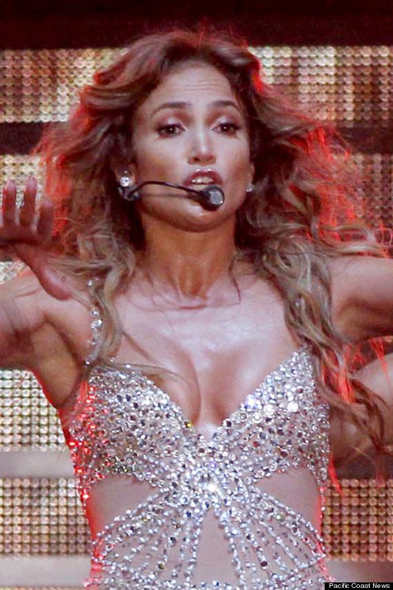 Jennifer Lopez Nipple Slip: Wardrobe Malfunction Heats Up Bologna Concert!