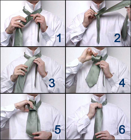 How to Tie a Tie
