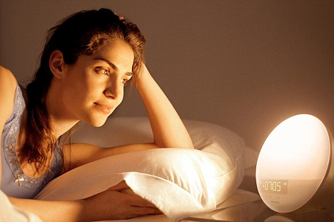 Philips Sunrise Simulation wake-up light