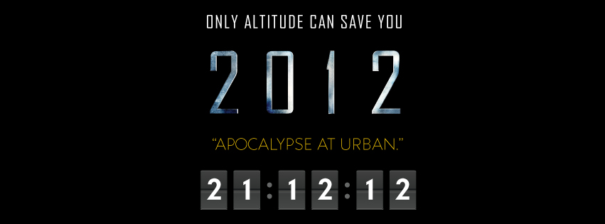 21-12-2012 You Have Been Warned