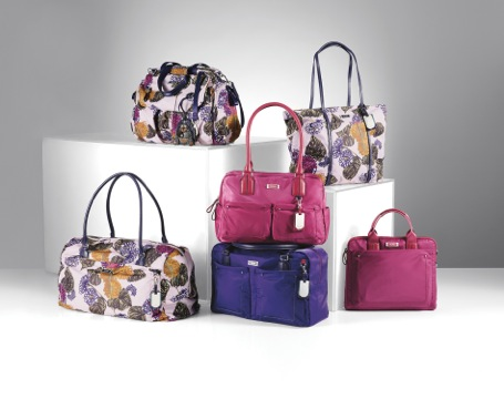 Anna Sui for Tumi Collection Returns for a Second Season