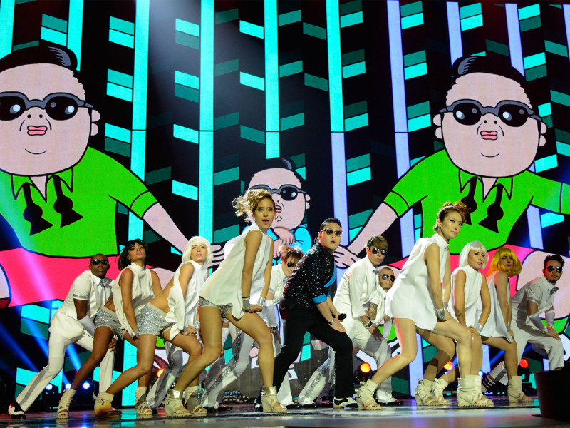 """Psy Style"" scores as Gangnam rapper readies new song"