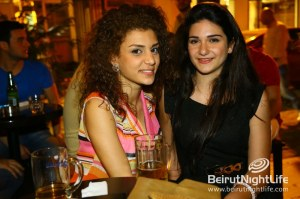 Chillin' in Jounieh on the Weekend