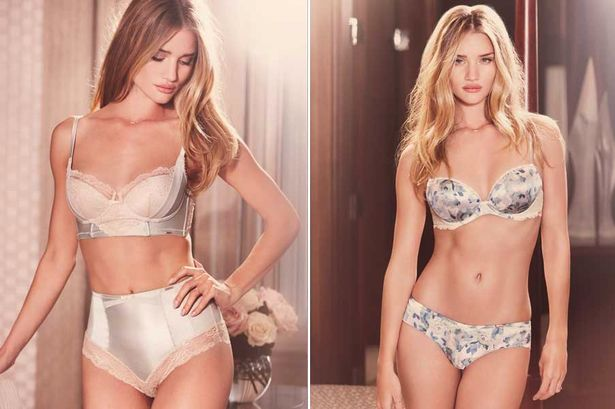 rosie+huntington+whiteley+for+autograph+marks+and+spencers