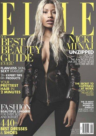 Nicki Minaj Seeks to Dominate World, Build an Empire