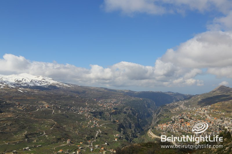 Stunning Sights of North Lebanon