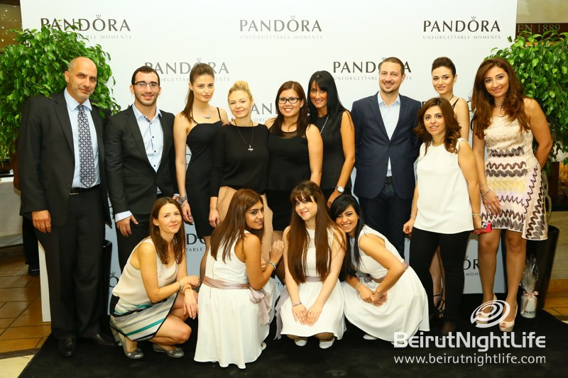 PANDORA Now In Beirut at ABC Achrafieh