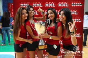 Anwar Wins XXL Volleyball Championship