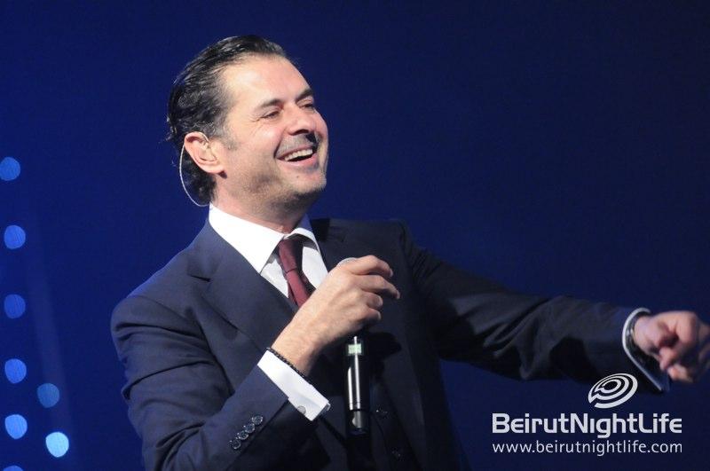 Ragheb Alama announced UNEP Goodwill Ambassador live on Arab Idol