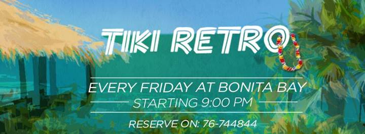 Tiki Retro at Bonita Bay