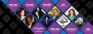 The Hottest Stars Align at Beirut Holidays 2013!