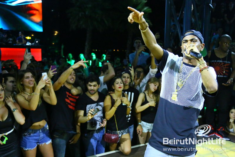 Big Sean Heats up Pier 7