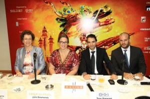 "Cirque Du Soleil Announces ""Dralion"" Show in Beirut in October"