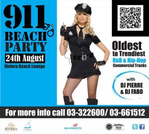 911 Beach Party at Riviera Beach