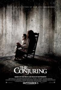 "Win your free tickets to ""The Conjuring"" premiere at VOX Cinemas"