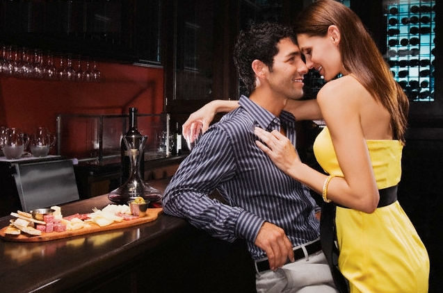 body language of love and dating