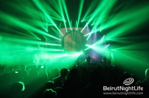 Brit Floyd Thrills Beirut for the 3rd with Pulse World Tour