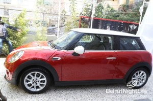 THE ALL-NEW MINI HATCH DEBUTS IN LEBANON