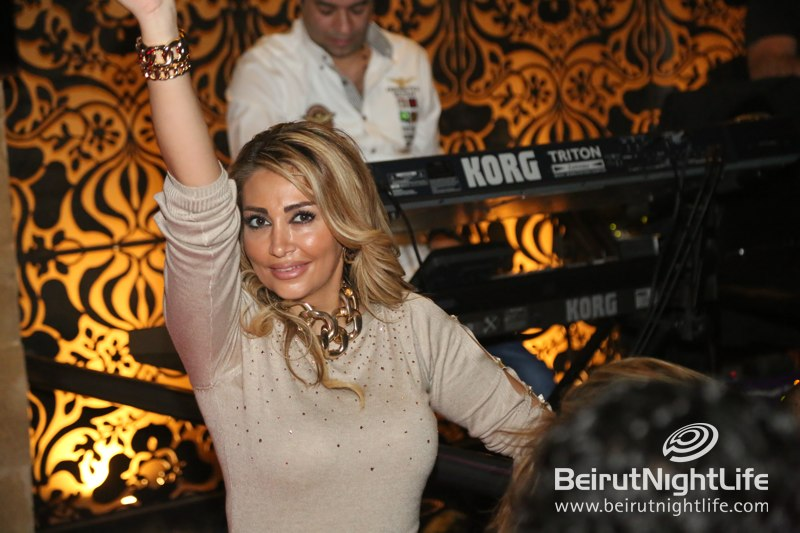 All Night Dancing and Fun at Taiga Beirut