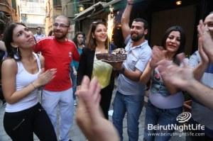 Spring Festival on Makdessi Street Hamra