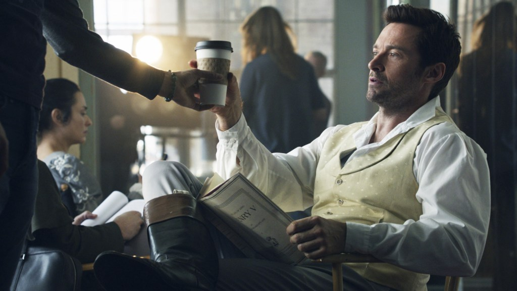 Hugh Jackman Stars in New Montblanc International Campaign