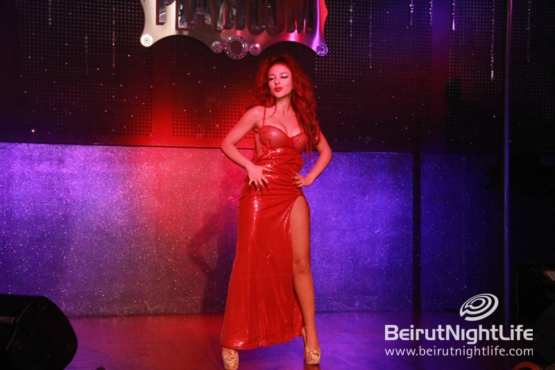 Can you Handle the Burlesque Show at PlayRoom?