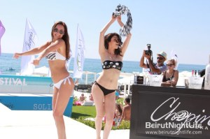 Glamour and Sun at Orchid for the Diamony Summer Fashion Festival